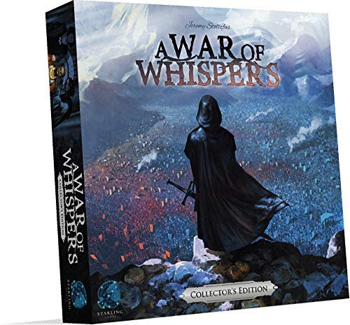 A War of Whispers Collector's Edition