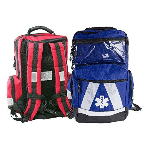 Basic Medical supply bms-129128blau Rescue zaino