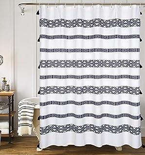 amazon com monogrammed shower curtains