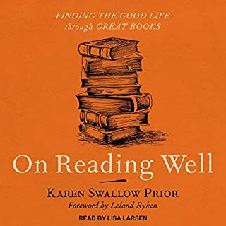 On Reading Well audiobook cover art