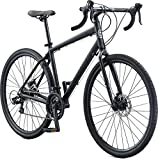 Schwinn Sporterra Adventure Adult Gravel Bike, 14 Speeds, 700c Wheels, Light Weight Aluminum Frame,...