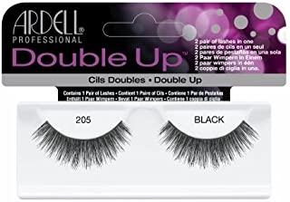 (6 Pack) ARDELL Double Up Lashes - Black 205 by Ardell