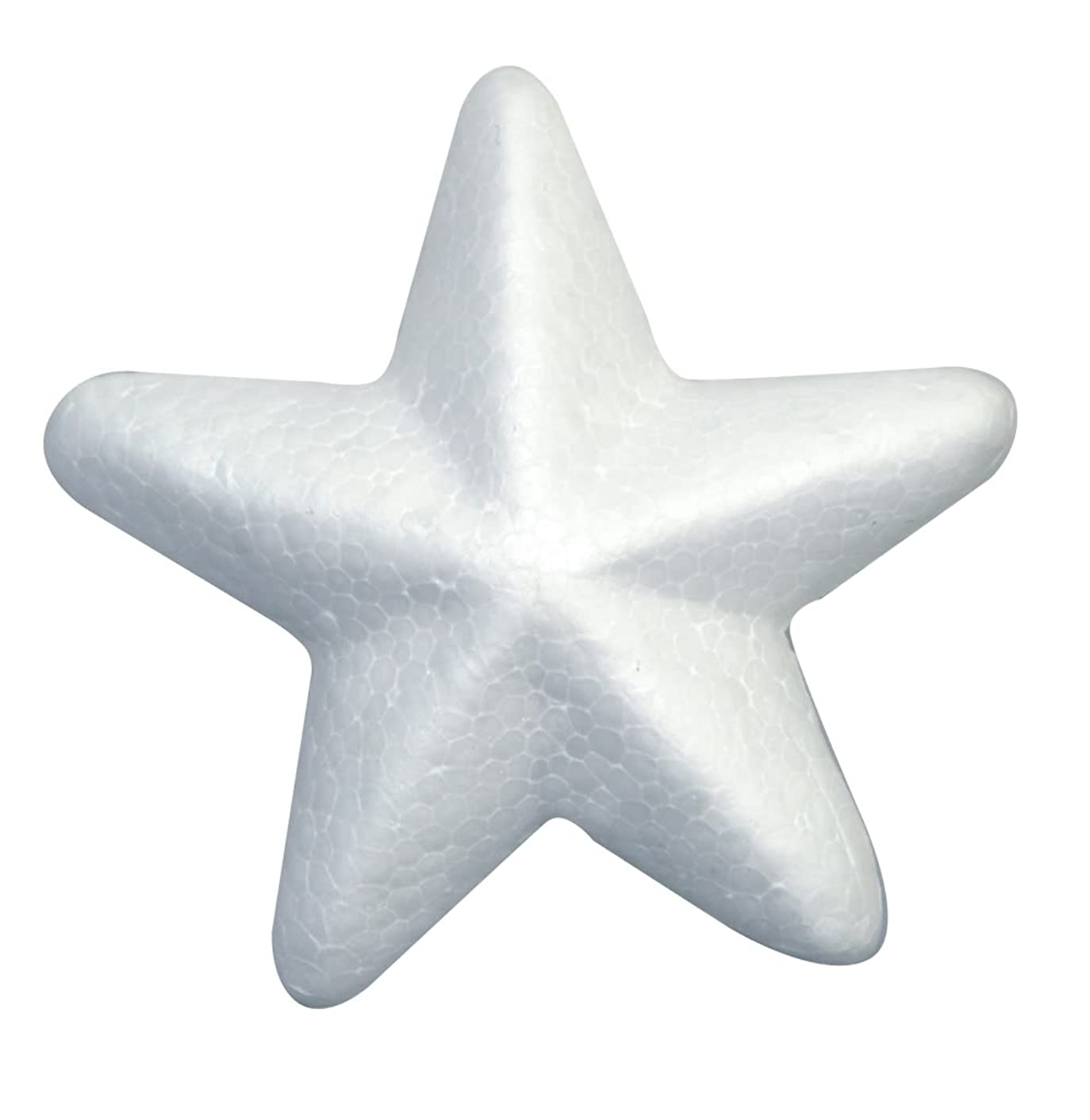 CRAZY CAJUN. Playbox 70mm Foam Stars (25 Pieces)