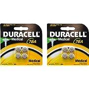 Duracell 76A Medical Battery 1.5 Volt Alkaline