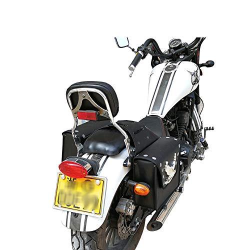 Motocicleta Topcase Maleta Baúl Para Motos Caja Lateral Caja Colgante Modificada Almacenamiento...