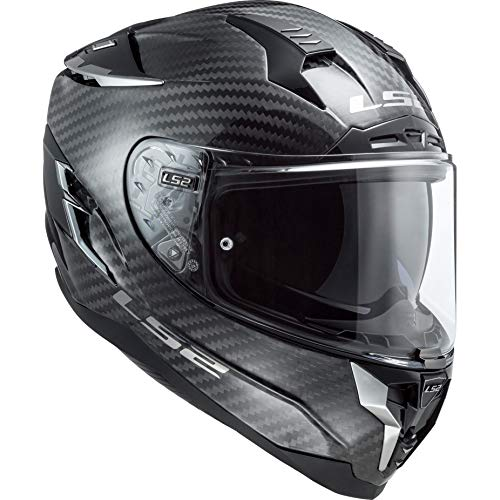 LS2 Casco integral Challenger Solid Carbon, XXL
