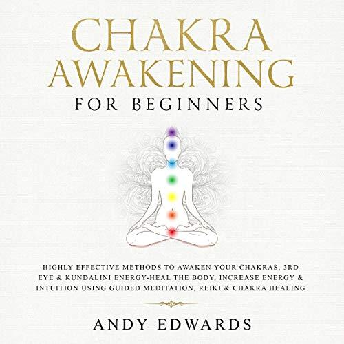 Chakra Awakening for Beginners cover art