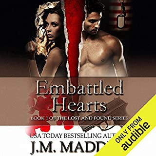 Embattled Hearts                   Written by:                                                                                                                                 J. M. Madden                               Narrated by:                                                                                                                                 Eric G. Dove                      Length: 5 hrs and 50 mins     Not rated yet     Overall 0.0