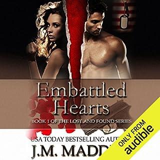 Page de couverture de Embattled Hearts