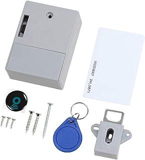 Digitale RFID-kastlade verborgen slot doe-het-zelf onzichtbare elektronische Sauna schoen slot veiligheid Smart Wardrobe L...