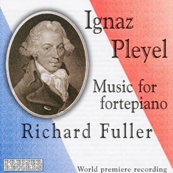 Ignaz Pleyel - Music For Fortepiano