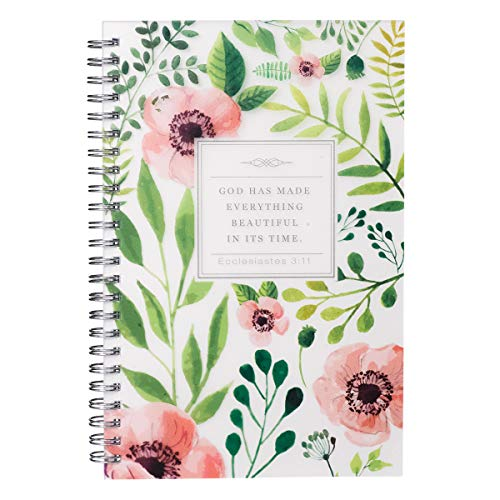 Everything Beautiful in its Time Wirebound Notebook  Ecclesiastes 3:11