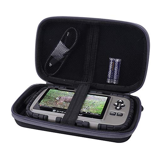 Hard Carrying Case for Fits Stealth Cam SD Card Reader/Viewer by...