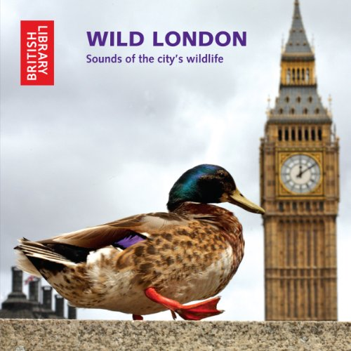 Wild London audiobook cover art