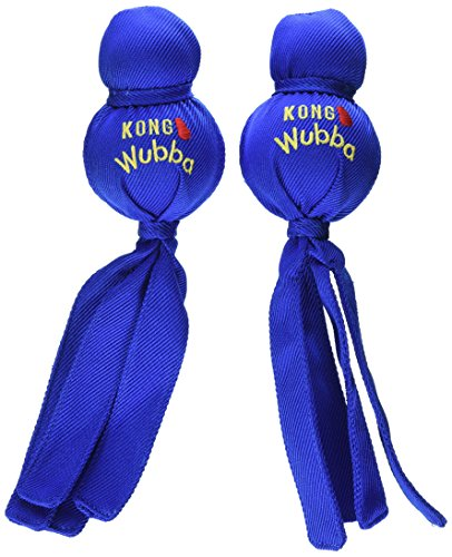 KONG Wubba Dog Size: Large Pack: of 2, Assorted