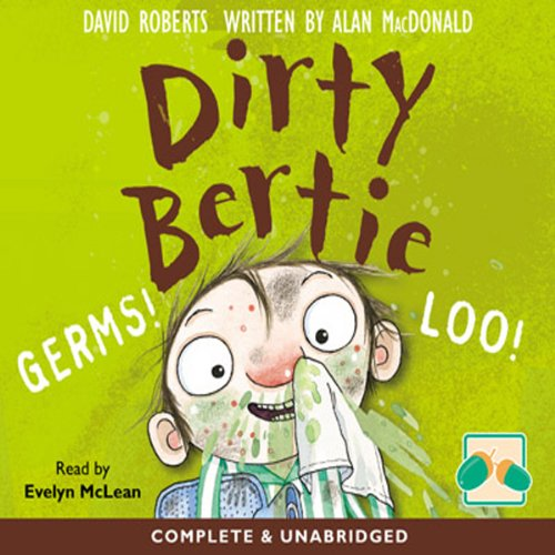 Dirty Bertie cover art