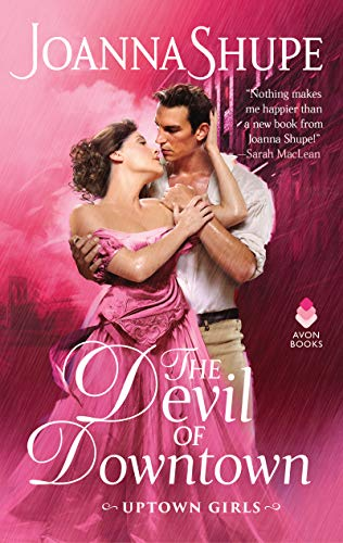 book cover of The Devil of Downtown