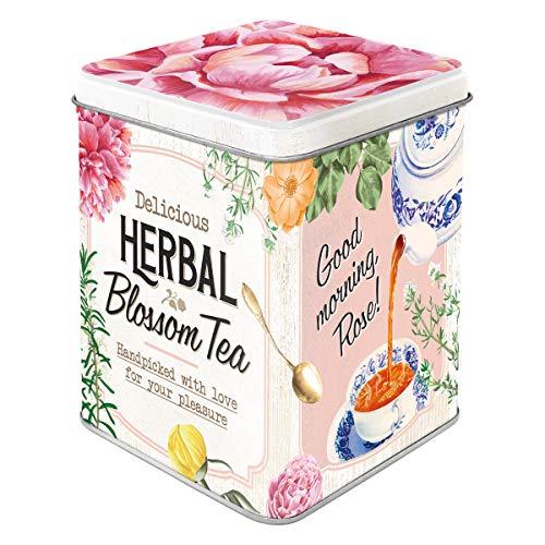 Nostalgic-Art Teedose - Herbal Blossom Tea (für 100g), 31303