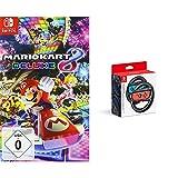 Nintendo Mario Kart 8 Deluxe [Importacion alemana] + Switch Joy-Con Wheel (Volante)
