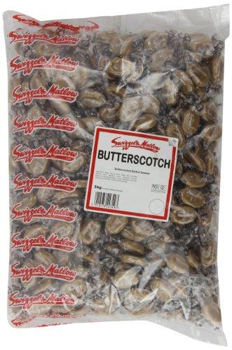 Swizzels Sweet Candy Butterscotch Bonbons 3kg-Beutel