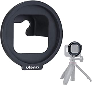 Ulanzi G8-6 52mm Filter Adapter Ring Mounting Bracket Filter Holder Compatible with GoPro Hero 8 Action Camera