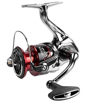 Shimano Stradic Ci4+ 4000 XG FB Spinning Fishing Reel With Front Drag, STCI44000XGFB