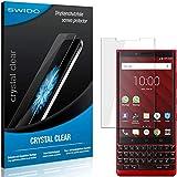 SWIDO Schutzfolie für BlackBerry KEY2 Red Edition [2