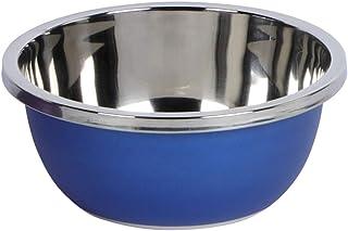 YOPOTIKA 3Pcs/ Set Rostfritt Stål Förtjockad Blandning Tvättmaskin Skål Kök Bordsanläggning