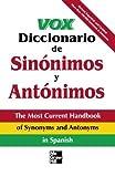 Vox Diccionario De Sinónimos Y Antónimos (VOX Dictionary Series)