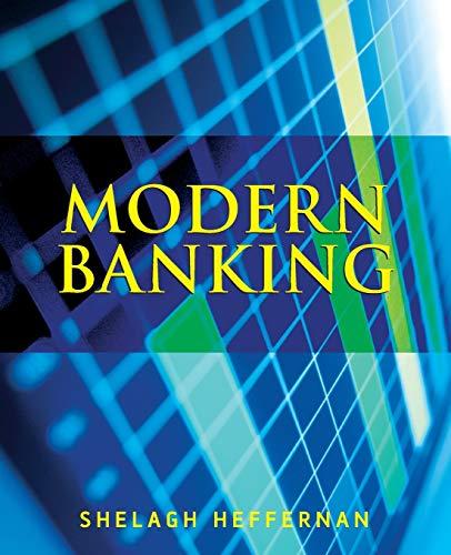 Modern Banking (Wiley Finance Series)