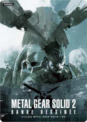 Metal Gear Solid: Bande Dessinee 2 Japan Import Steelb New life Ray It is very popular Blu