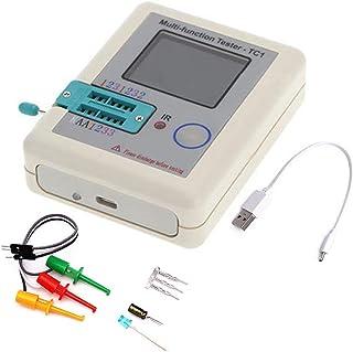 Sangmei Multifunction Meter DIY Kit colorido 1.8 polegadas TFT Screen Transistor Tester NPN PNP Diodos Triodo Capacitor Re...
