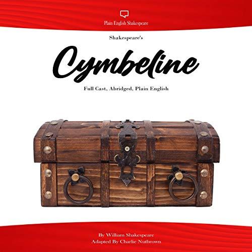 Couverture de Shakespeare's Cymbeline