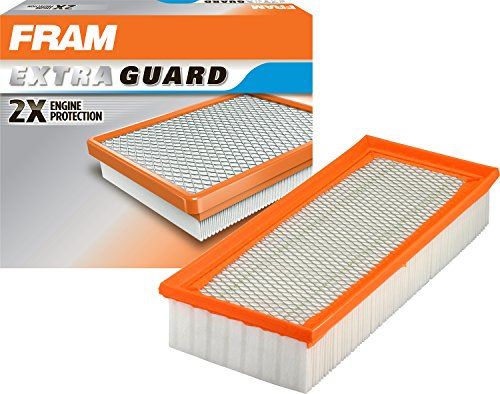 FRAM Extra Guard Air Filter, CA10349 for Select Nissan Vehicles