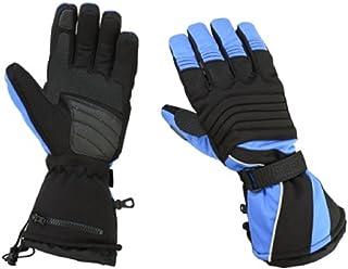 Hugger Glove Men's Textile Gauntlet 200 Grams of Insulation Snowmobile Gloves-Ski Gloves or Motorcycle Gloves