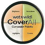 Wet n Wild - CoverAll Concealer Palette - Paleta...