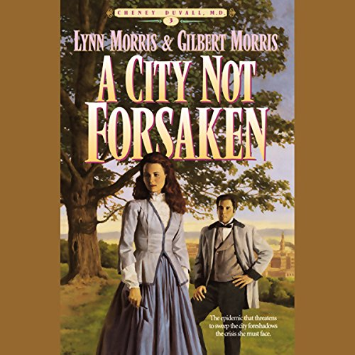 A City Not Forsaken audiobook cover art