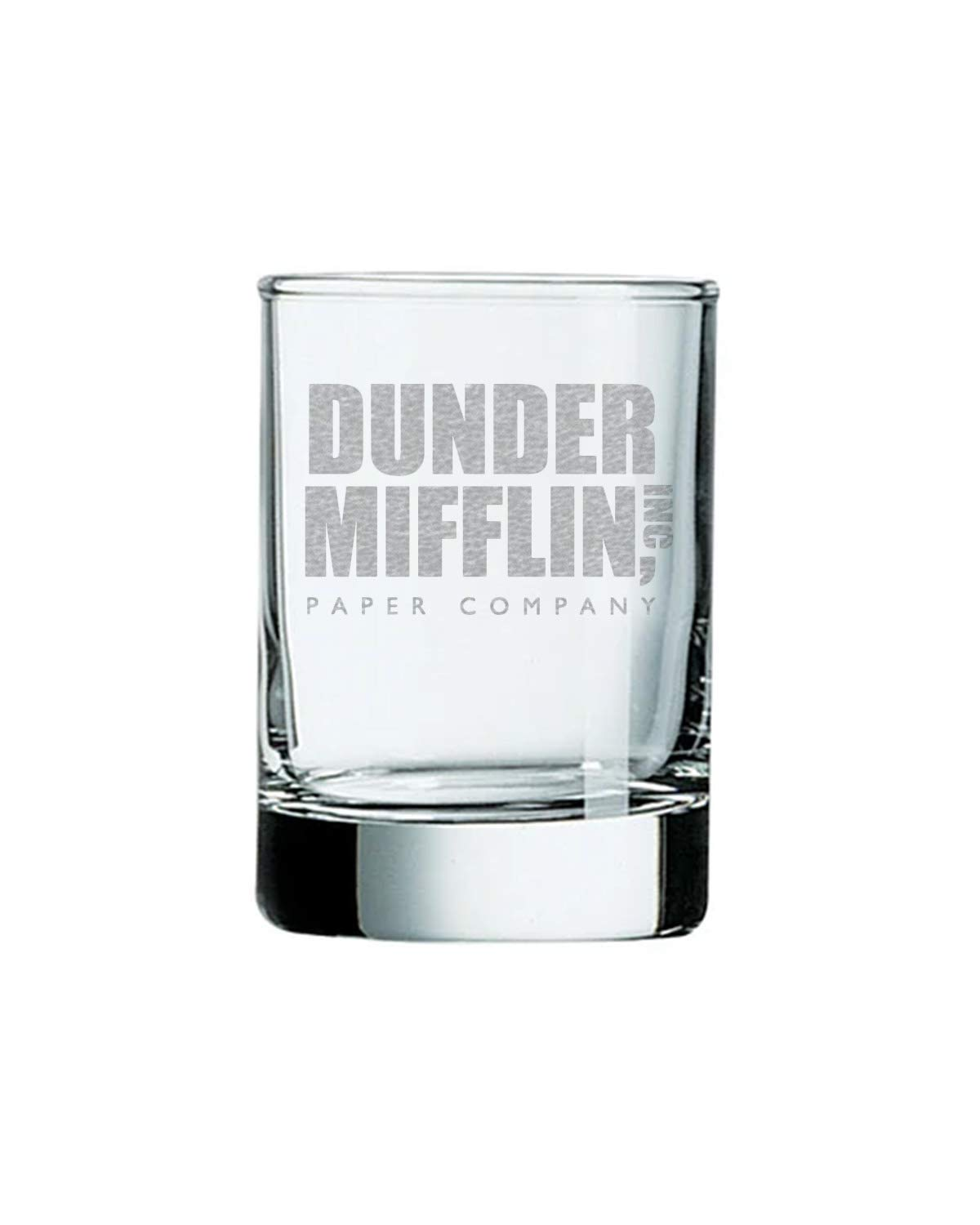 The Sale price Office Shot Glass Votive Holder Max 70% OFF Compa Paper Dunder Mifflin -