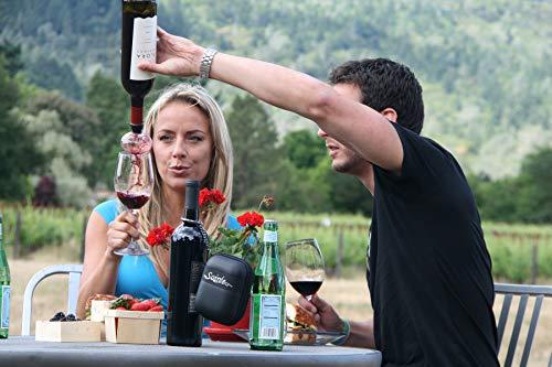Soireehome - In Bottle Wine Aerator - Makes Your Wine Taste Better...