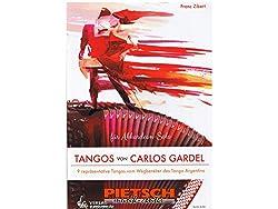 Tangos Von Carlos Gardel - BOOK+AUDIO-ONLINE
