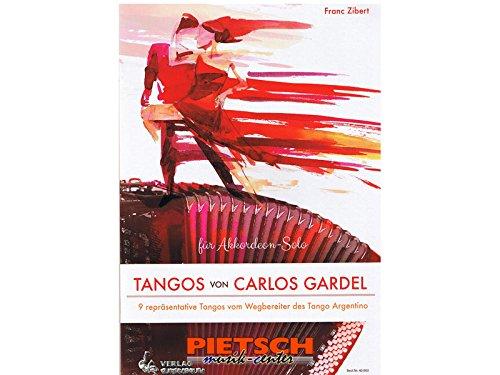Tangos : für Akkordeon