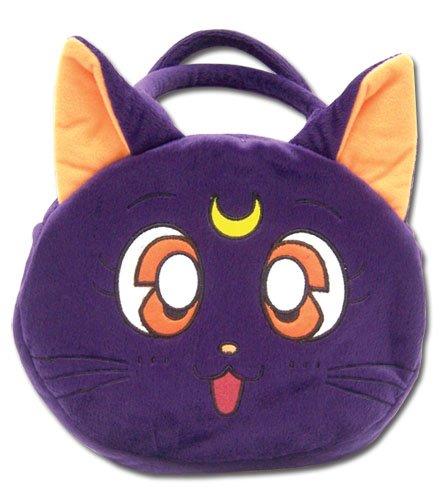 Sailer Moon - Luna Besace Messenger-Bag US Import Original et Officiel avec Livraison Gratuite