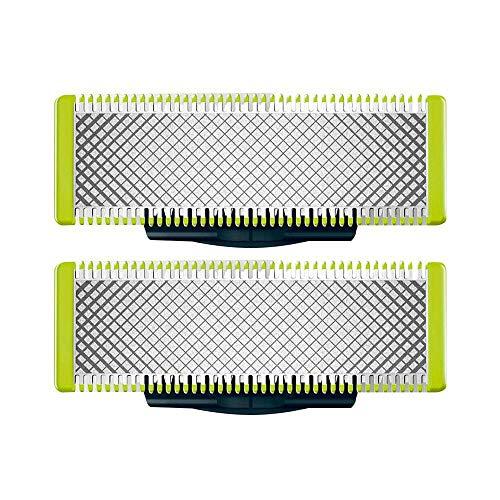 Kit Com 2 Lâminas Oneblade Para Barbeador Philips Refil De Reposição