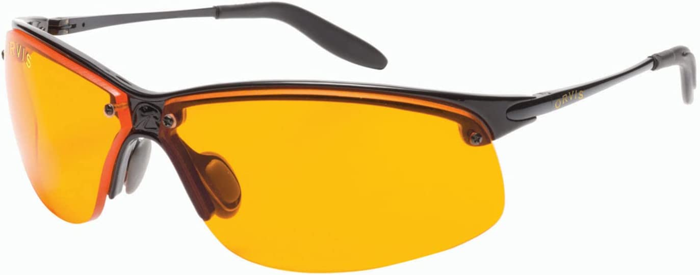 Orvis Avian Orange Glasses Shooting High quality new Max 69% OFF