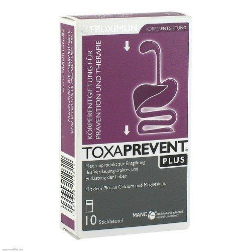 FROXIMUN TOXAPREVENT Plus Sticks 10X3 g