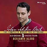 Johann Sebastian Bach: The Complete Works for Keyboard Vol.4 Alla Veneziana