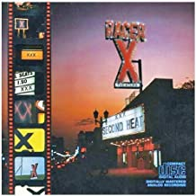 Second Heat By Racer X (1990-10-25)