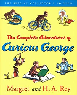The Complete Adventures of Curious George by [Margret Rey, H.A. Rey]