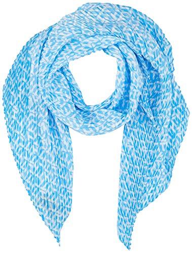 Tommy Hilfiger Dames Plisse Monogram Sjaal