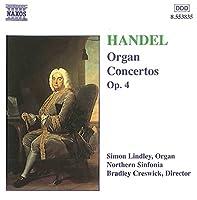 Organ Concertos Op 4